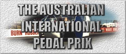 The Australian International Pedal Prix
